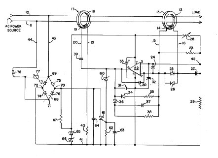 wiring diagram for gfci schematics in series diy enthusiasts rh okdrywall co