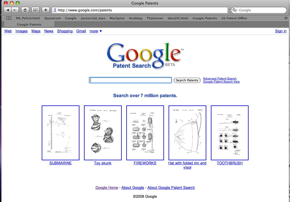 10 اختراع شگفتانگیز گوگل